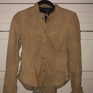 Kenneth Cole Soft Leather Jack